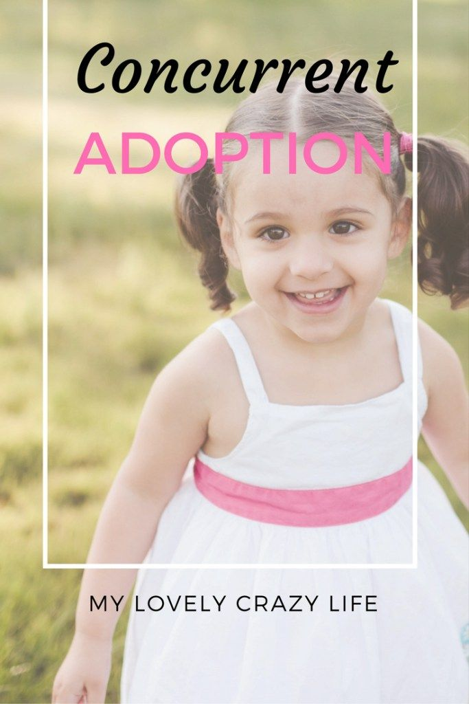 concurrent adoption