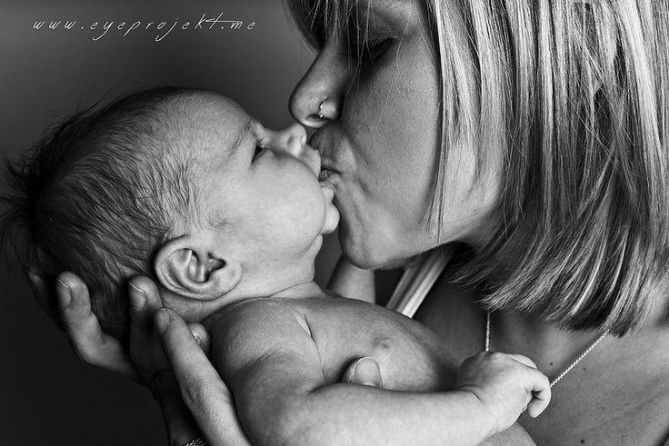 Momma's kisses \\ Hayden's Session