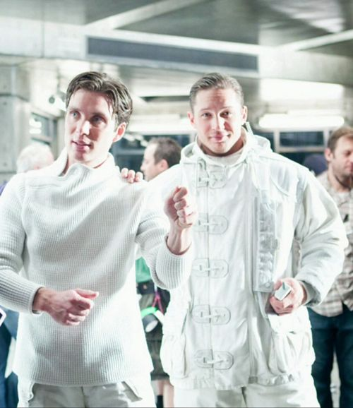 Cillian Murphy & Tom Hardy - Inception