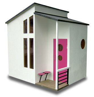 OK, Dean.  Here's the playhouse I want you to build for Sophie!