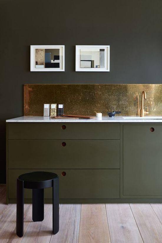 32 best matières images on Pinterest Copper, Arquitetura and Bathrooms - doublage des murs interieurs
