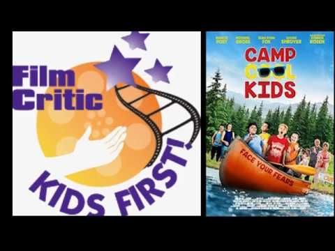 DVD Review: Camp Cool Kids by KIDS FIRST! Film Critic Morgan B. #KIDSFIRST #CampCoolKids