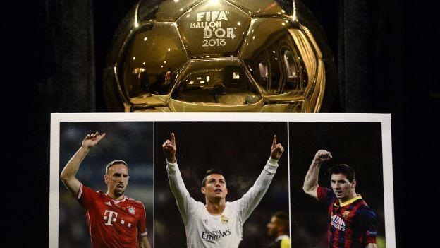 Balón de Oro 2013: revive el minuto a minuto de la ceremonia #Depor