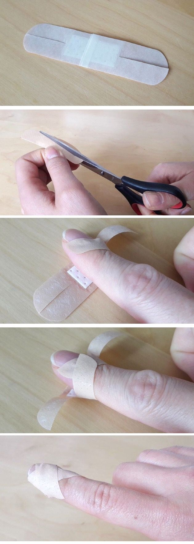 The Only Way You'll Ever Put A Band-Aid On Your Fingertip Again Read more at http://www.sunnyskyz.com/blog/2019/The-Only-Way-You-ll-Ever-Put-A-Band-Aid-On-Your-Fingertip-Again#9IHk5QgShWC7eqso.99