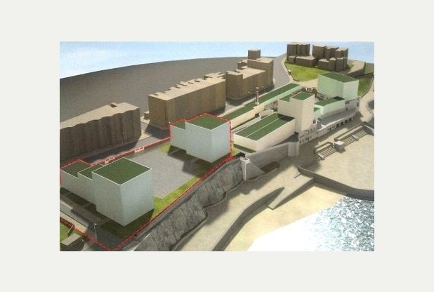 Plans for a new-look Lido in Cliftonville