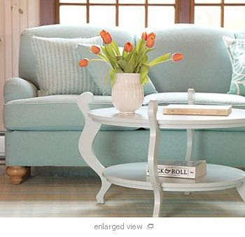 Coastal Decor In Upholstered Beach House Furniture Bright Colors Of The For Your Home Sofas And Chairs Love Seats All Sizes