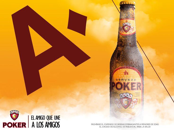 "Consulta mi proyecto @Behance: ""Cerveza POKER"" https://www.behance.net/gallery/47621801/Cerveza-POKER"