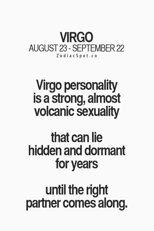 Scorpio woman virgo man sexually