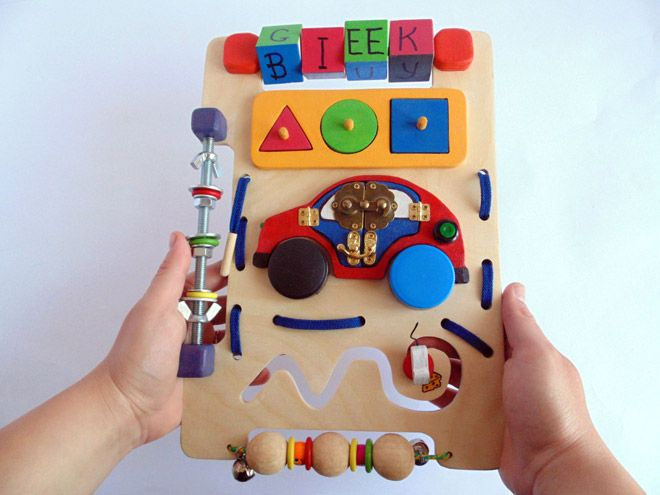 17 DIY busy boards for active toddlers | Mum's Grapevine