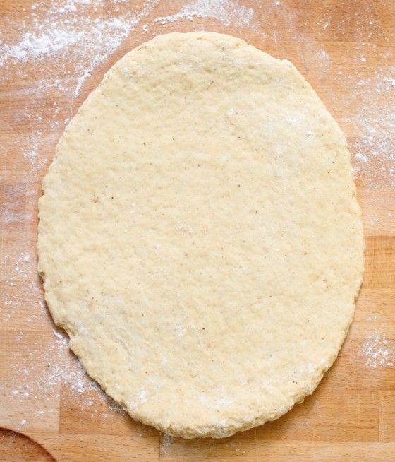Grundrezept Quark-Öl-Teig (Best Baking Pasta)