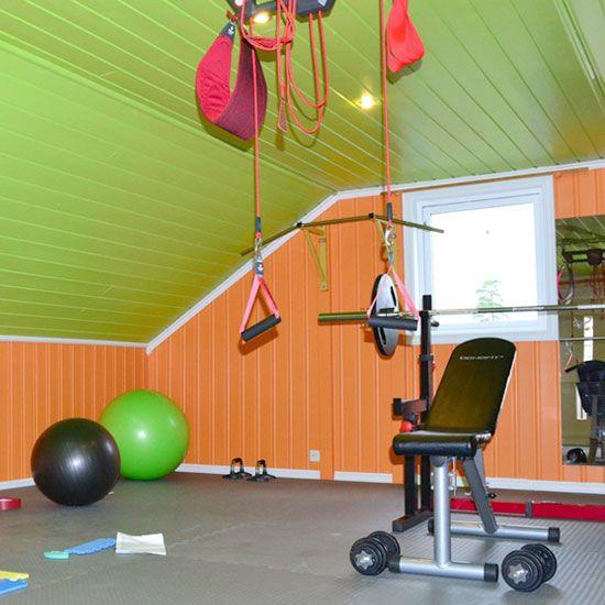 Best 25+ Home Gym Garage Ideas On Pinterest