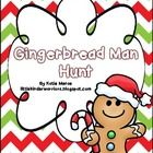 FREEEEEEE!!! Distribute these clues throughout your school and let your kiddos go on a gingerbread chase. Read each clue to your students as they figure out wha...