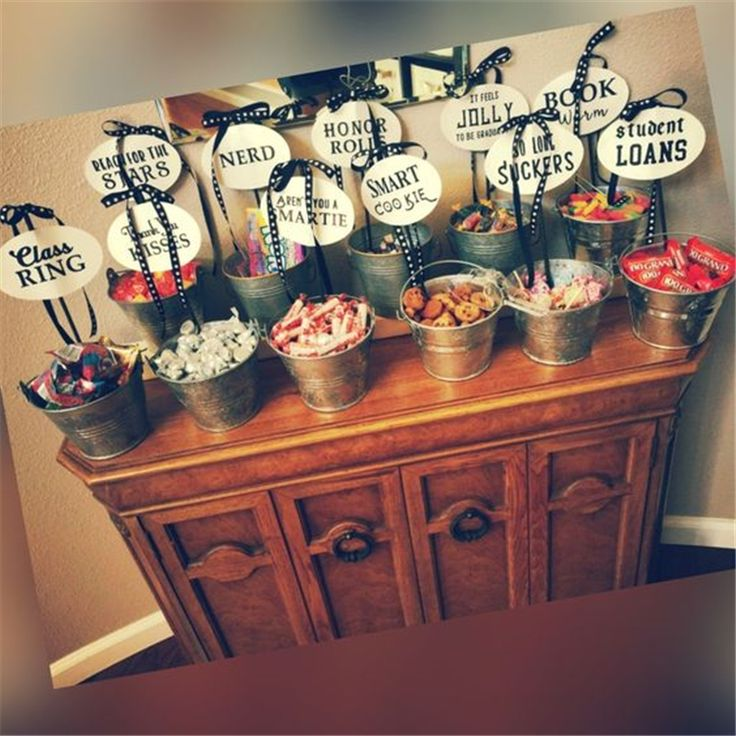 55 Creative Graduation Party Decoration Ideas You Will Like - Page 12 of 55