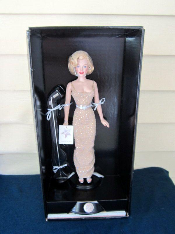 153 Best Marilyn Monroe Dolls Images On Pinterest