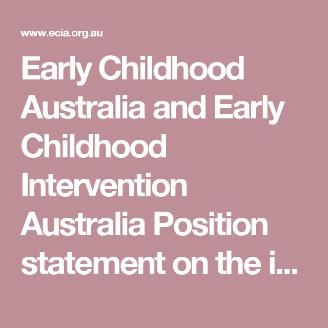 early childhood competency statement A conceptual framework for early childhood professional development a position statement of the national association for the education of young children.