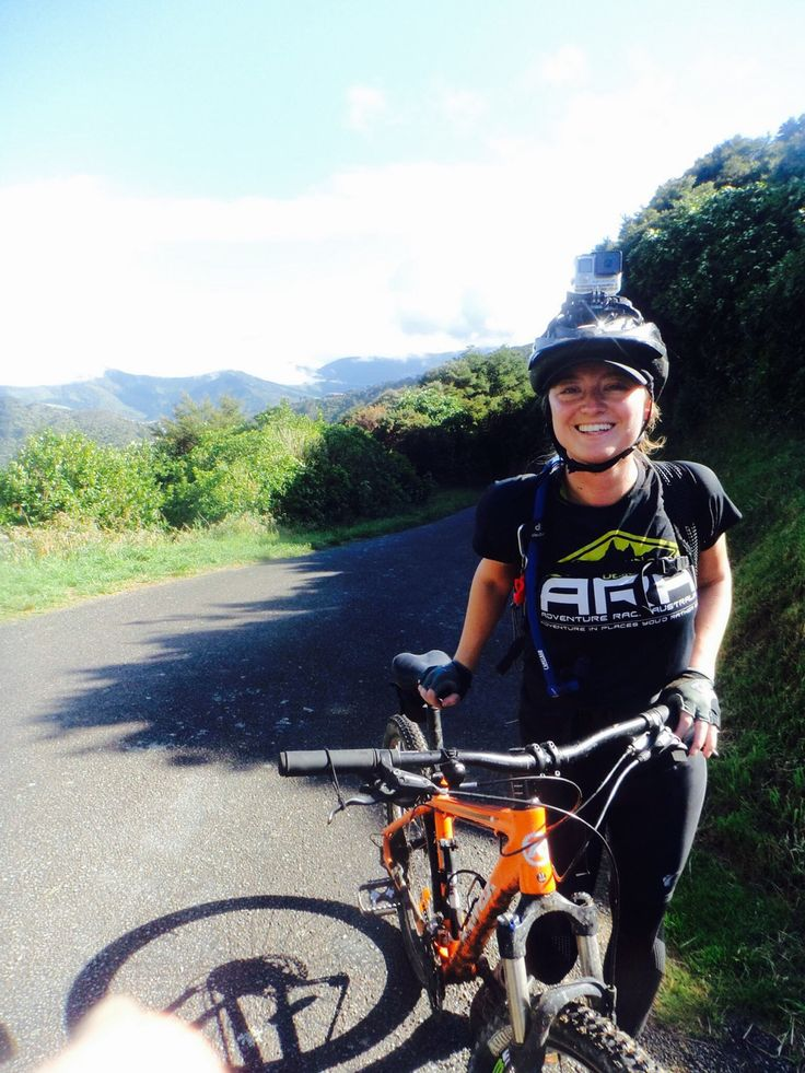 Mountain Biking the Queen Charlotte Track, New Zealand Taking on the adventure of life...
