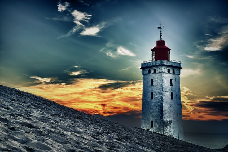 Rubjerg lighthouse