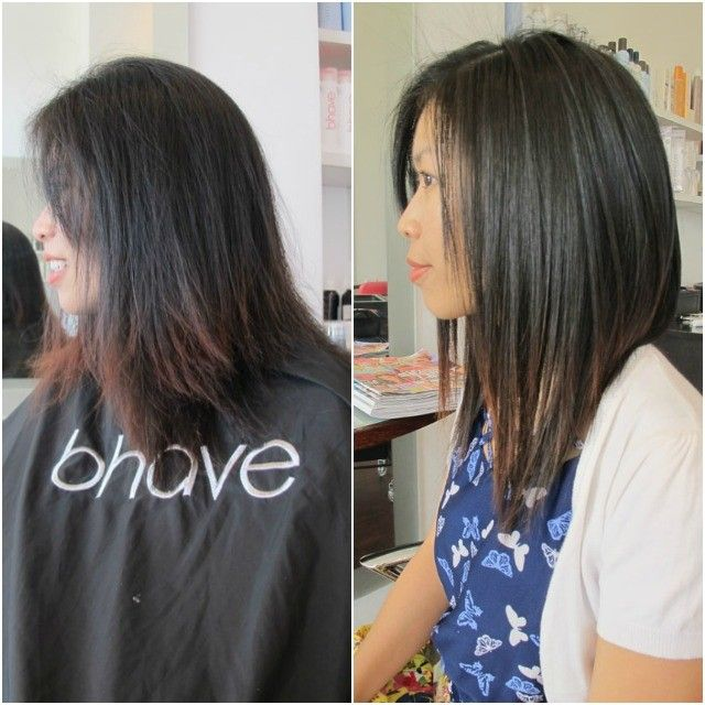 How to get rid of frizzy hair – bhave smoothe keratin therapy