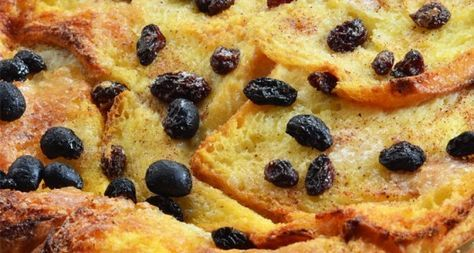 Breville® Halo+ Lighter Bread and Butter Pudding- could try this with sw healthy extras