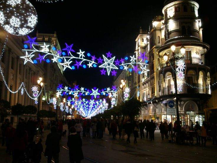 Christmas in Sevilla