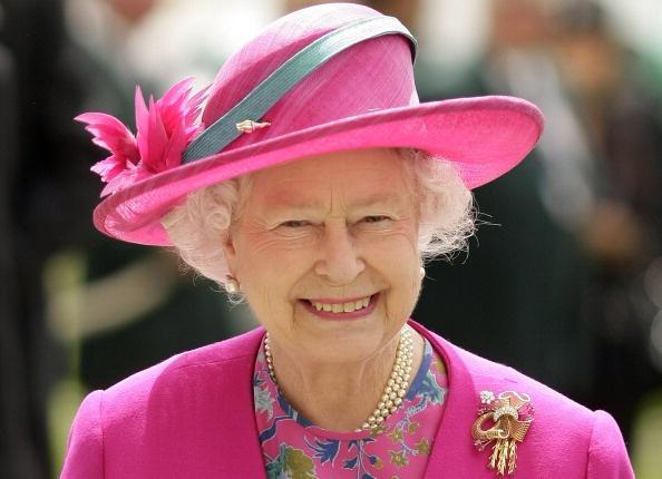 Queen Elizabeth, 2008 in Philip Somerville