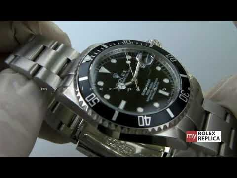 Video del Rolex Submariner Date Quadrante Nero