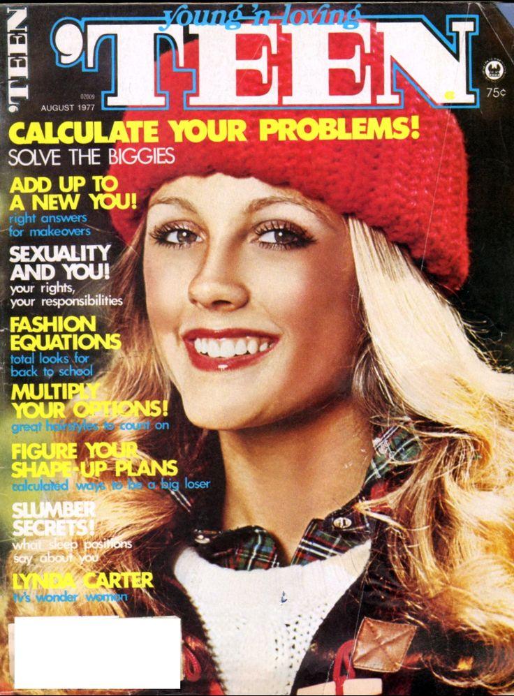 Teenage Magazine Names: 66 Best Teen Magazine Covers Images On Pinterest