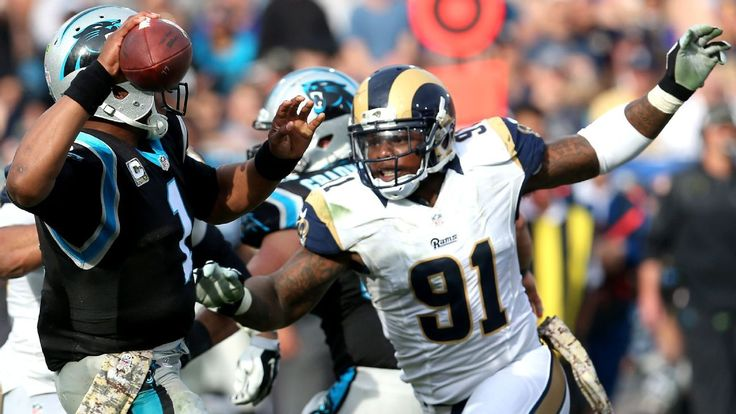 Source: Rams' Easley has torn ACL, out for '17 #FansnStars