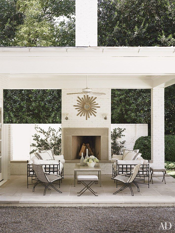 91 best images about outdoor rooms on pinterest outdoor for Outdoor rooms with fireplaces