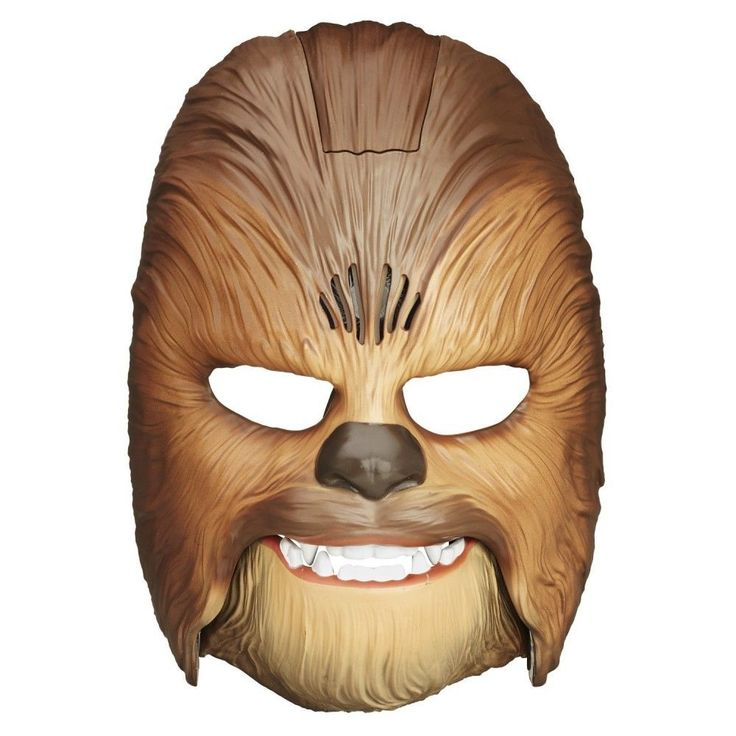 Star Wars The Force Awakens Electronic Mask Chewbacca Tomy toys from Japan NEW #TOMYCompanyLtd