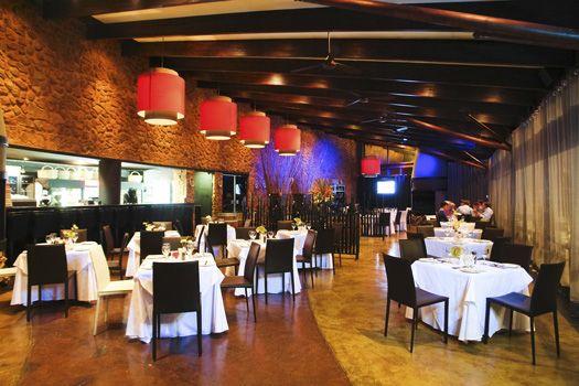 Restaurant, Kraal Kombuis