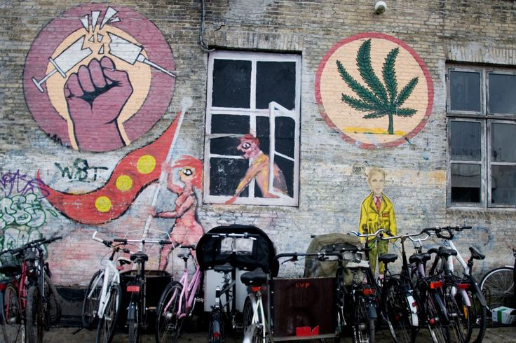 How Denmark's Hippies Fought For Their Druggy Paradise - The Daily Beast
