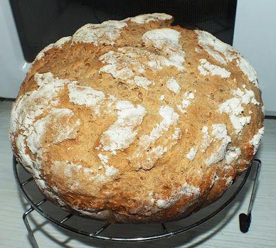 domowe+smakołyki:+domowy+chleb+pszenno-żytni