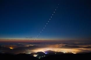 Venus – Lunar Occultation by O Chul Kwon, South Korea