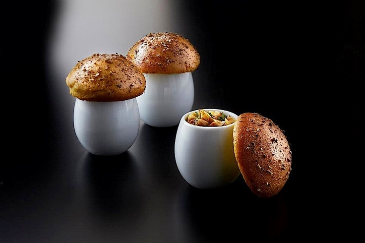 Le Cèpe Gourmand | Lenôtre #plating #presentation #foodart