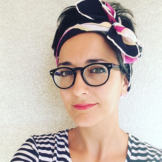 Ciao #luglio di foulard della mamma, di denti stretti, di mancanze e nostalgia…