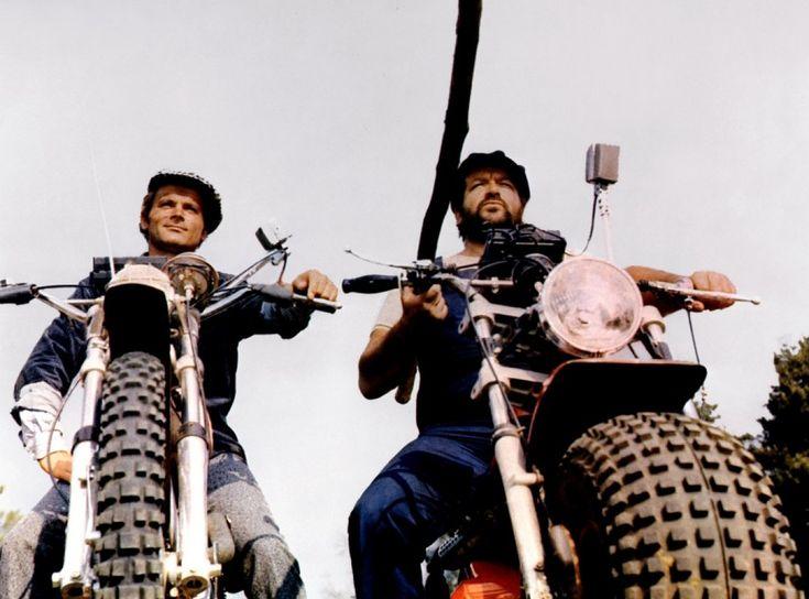 """Bud Spencer & Terence Hill in """"Zwei wie Pech & Schwefel"""""""