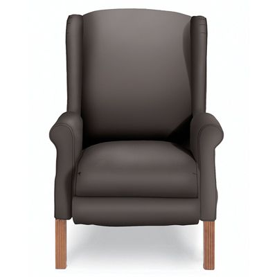 La Z Boy 915 Ferguson High Leg Recliner Available At Hickory Park Furniture  Galleries