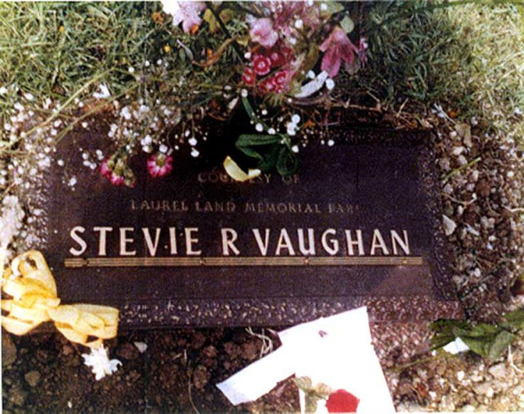 """Stevie Ray Vaughan - Musician, singer, songwriter, and record producer. In spite of a short-lived mainstream career spanning seven years, he is widely considered as one of the most influential electric guitarists in the history of blues music, and one of the most important figures in the revival of blues in the 1980's. Allmusic describes him as """"a rocking powerhouse of a guitarist who gave blues a burst of momentum in the '80's, with influence still felt long after his tragic death."""""""