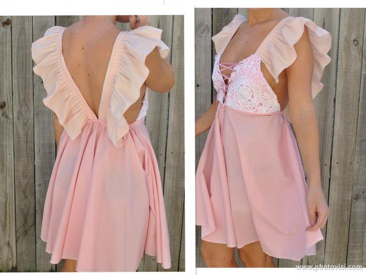 Adorable pixie dress!!!