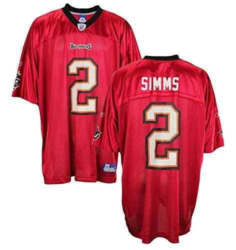 Chris Simms Tampa Bay Buccaneers Replica Jerseys