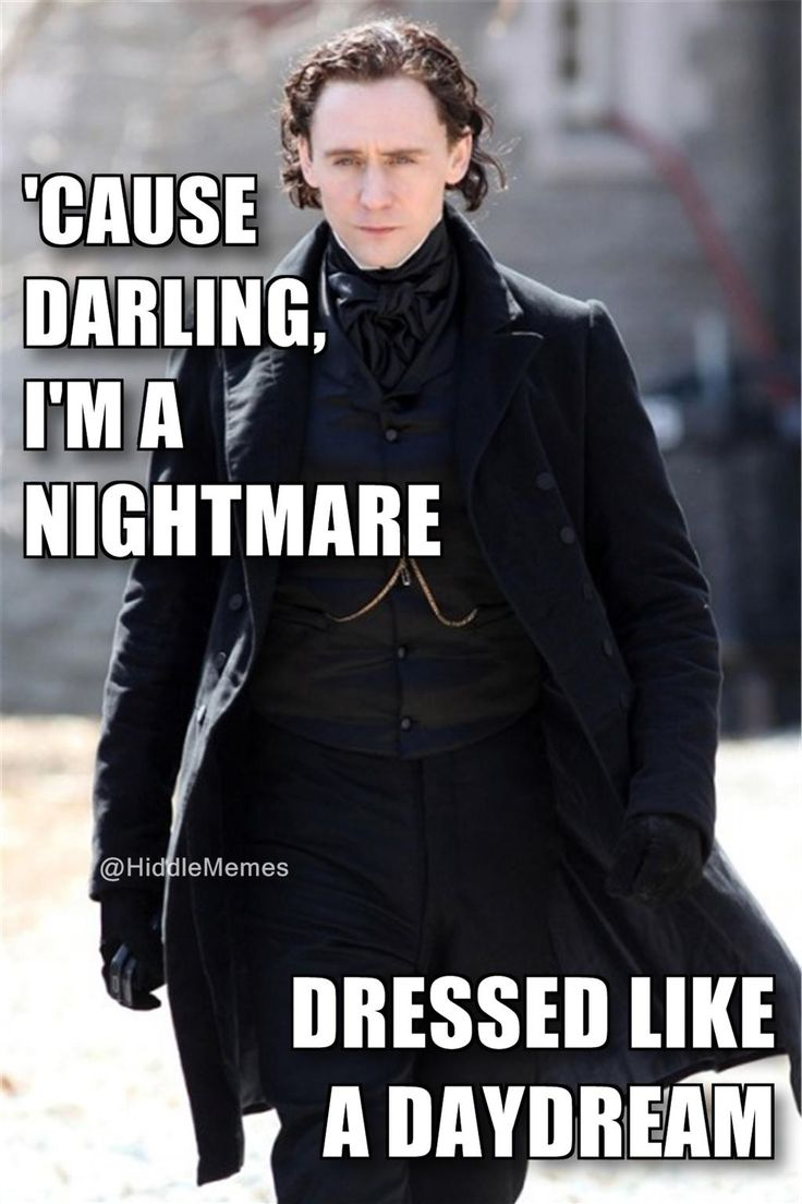 """@HiddleMemes: NEW MEME: Crimson Peak, Blank Space """