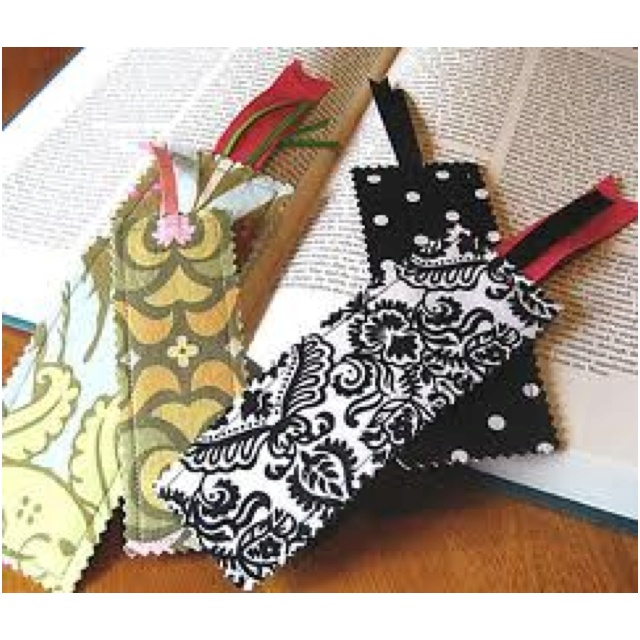 20 easy diy bookmark ideas future projects pinterest for Easy bookmark ideas