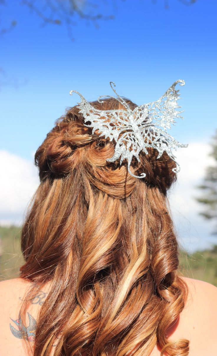 Butterfly hair accessories for weddings uk - Butterfly Hair Accessories For Weddings Uk 39