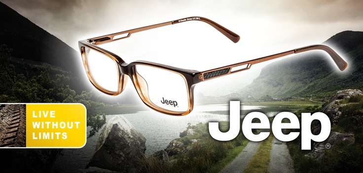 New Jeep Prescription Eyewear Jeep Eyewear Eyewear