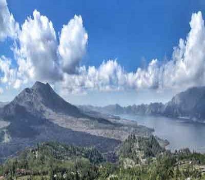 Bali Kintamani Volcano and Ubud Day Tour Package