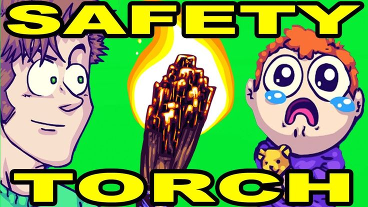 SAFETY TORCH!! by Tobuscus   check out his youtube channel for more funny vids