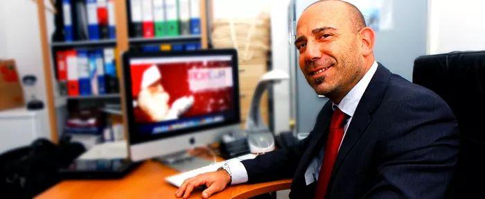 Antonio Sale, Vice Presidente