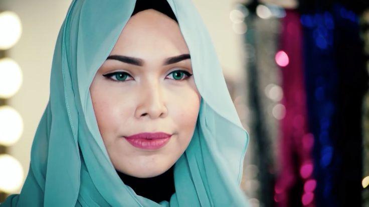 Wave Effect Tutorial Hijab