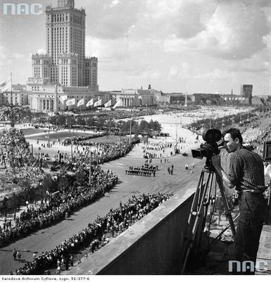V Światowy Festiwal Młodzieży i Studentów w Warszawie, 1955